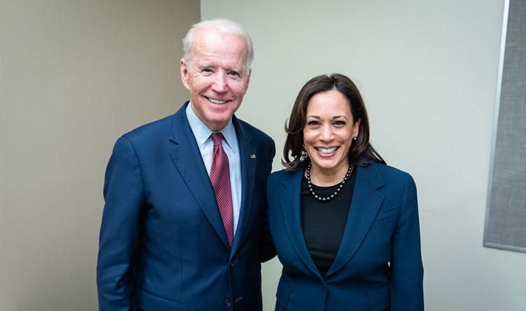 President Joe Biden & Vice President Kamala Harris