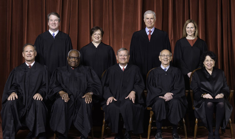 Abortion, Gun Rights, More: Supreme Court Faces Litany Of Major Cases This Term