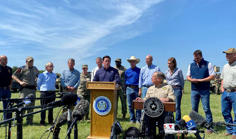 Biden Ignores Border Crisis Meeting Request, GOP Governors Propose Their Own Solutions