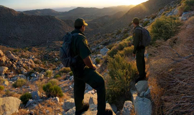 Biden Imposes Mandate On Border Patrol Agents, Not Immigrants