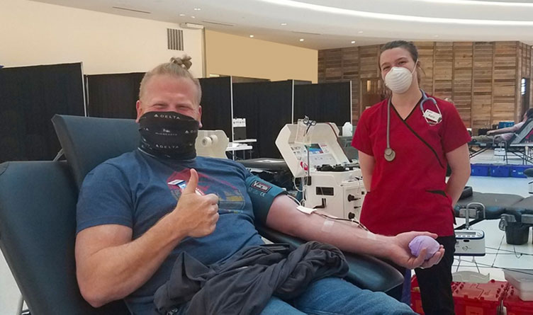 Blood Donors Urgently Needed This Fall