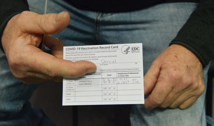 Border Patrol Agents Confiscate Counterfeit Vaccine Cards Across U.S.