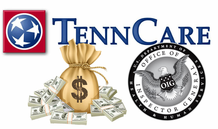 Federal Audit Says Tennessee Should Repay $747M In TennCare Money