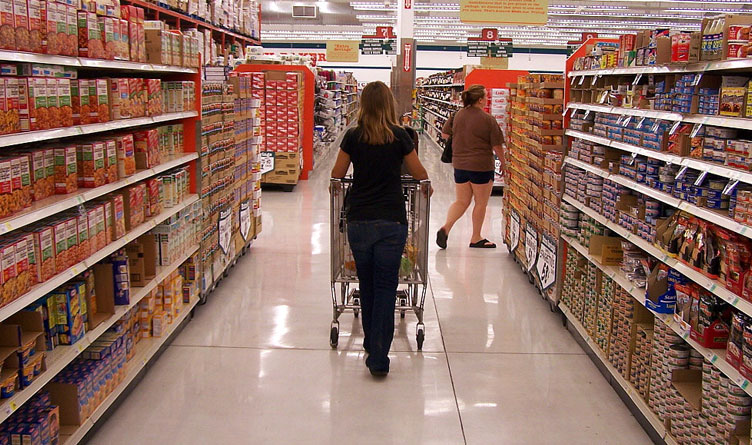 Food Prices Reach Highest Level In A Decade