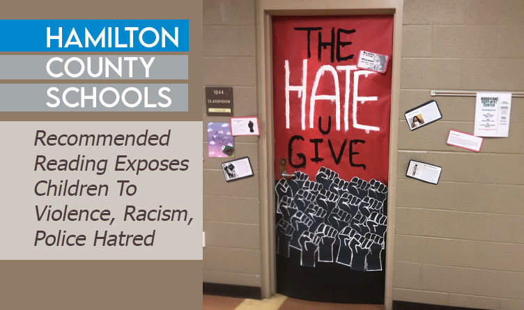 Hamilton County Schools Recommended Reading Exposes Children To Violence, Racism, Police Hatred