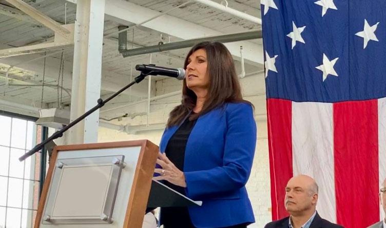 Harshbarger's Homeland Security Bill Passes U.S. House
