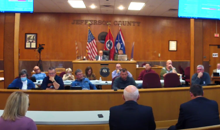 Jefferson County Commission Rejects Elected School Directors