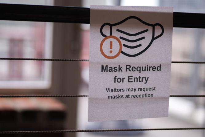 Nashville Metro Council Set To Vote On Indoor Mask Mandate