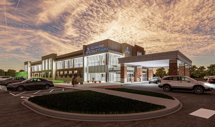 Nashville Nurses Denied Religious Exemptions At Saint Thomas Hospitals