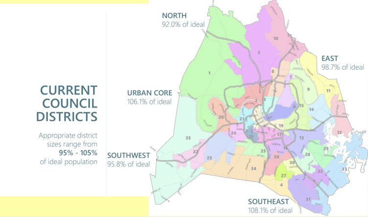 Nashville Redistricting To Change Metro Council, School Board Districts