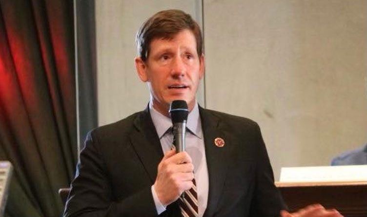 Senator Kelsey Indicted For Allegedly Violating Federal Campaign Finance Laws