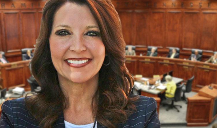 Smedley Considers Run For Hamilton County Mayor