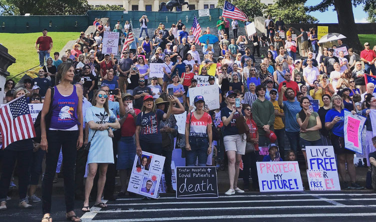 Tennesseans Send Message To General Assembly Before Special Session
