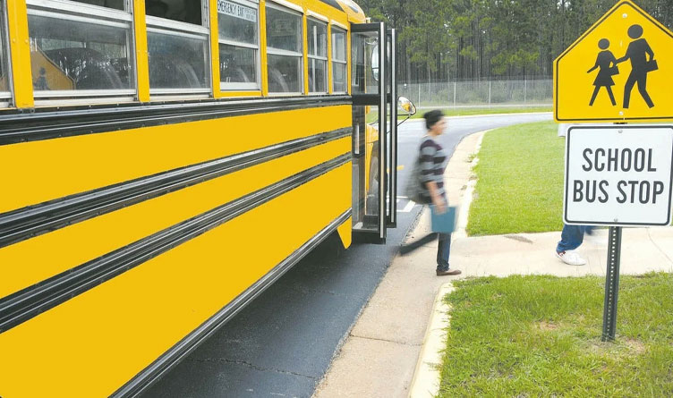 Tennessee Mom Confronts Her Child's Bus Driver