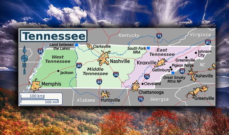 Tennessee Prepares for Redistricting With Help From The Public