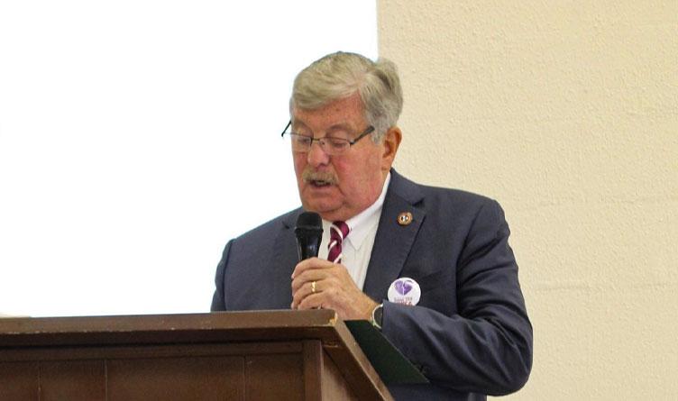 Tennessee Lt. Gov. Randy McNally