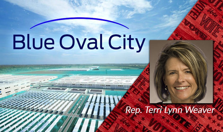 Why I Voted Red For The Blue Oval City