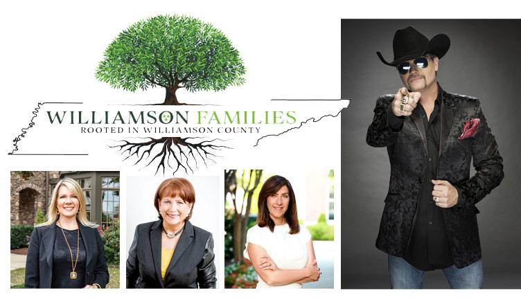 Williamson Families PAC Kickoff Event To Feature Country Music Star John Rich